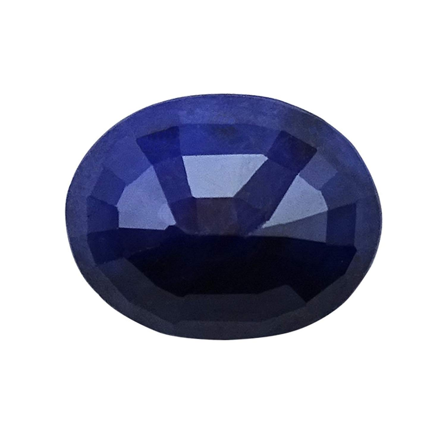 97cfc8efcf8f0 Natural Blue Sapphire / Neelam from Thailand (Bangkok) (4.65 Ratti) - Lab  Certified