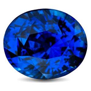 Blue Sapphire (नीलम)