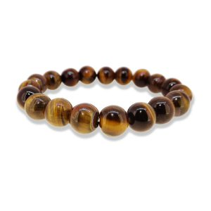 TIGER EYE BRACLET