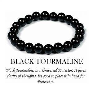 black tourmaline bracelet tantraastro
