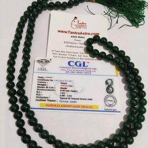 green jade mala tantraastro