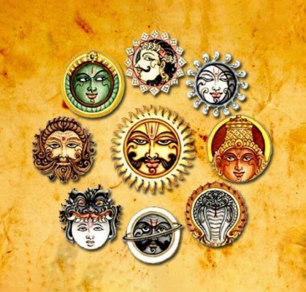 Navgraha-Puja tantraastro